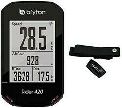 Bryton Rider 420H inkl. HRM